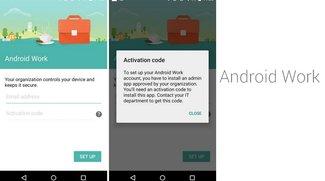 Android Work: Sicherheitslösung für Unternehmen mit Dual-Nutzer-Modus in Android 5.0-Preview entdeckt