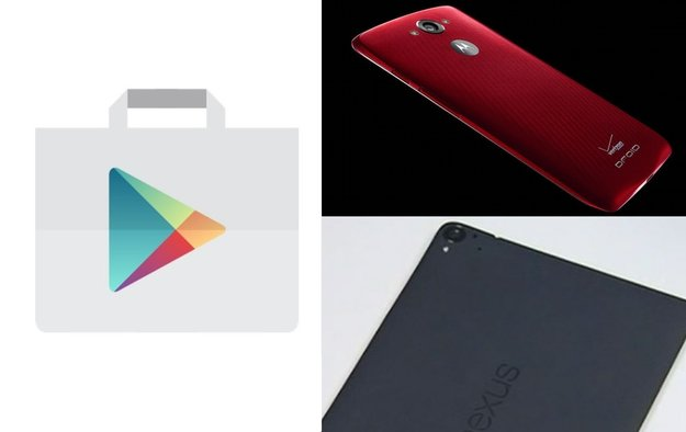 Android-Charts: Die androidnext-Top 5+5 der Woche (KW 41/2014)