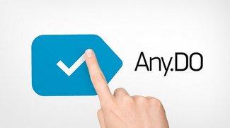 Any.do erhält großes Update und liefert viele neue Funktionen