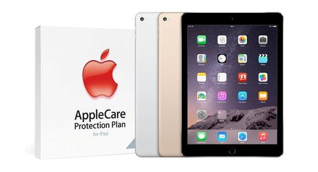 AppleCare Protection Plan für iPad Air 2 und iPad mini 3: Günstige Restbestände verfügbar