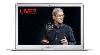 Apple Event am 16.10.2014: Livestream unwahrscheinlich (Update: Nun doch mit Livestream)