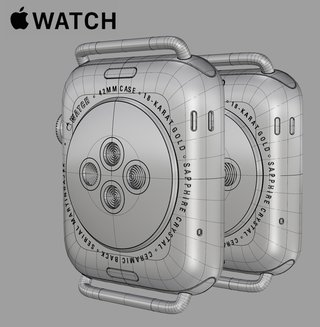 apple_watch_3d_modell