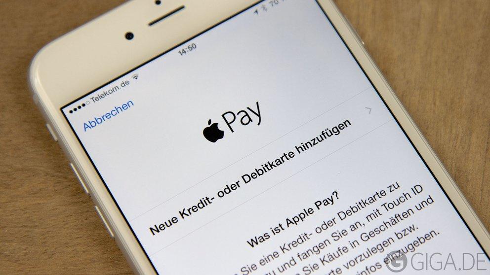 Apple Pay aktivieren - so geht's