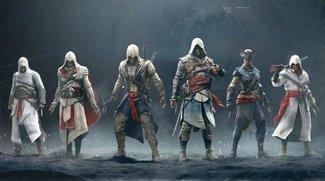 Assassin's Creed Charaktere: Alle Meuchler von Altair bis zu den Frye-Zwillingen