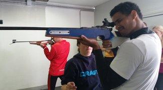 Galaxy S5, Gear Fit und Kamal im Samsung Fitness Camp:Tag 4