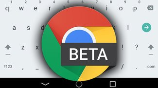 Chrome Beta: Neue Android L-Icons & helle Tastatur gesichtet