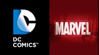News der Woche: Das Wettrüsten der filmischen Comic-Universen