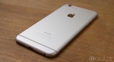 Ausgeschaltetes iPhone 6 Plus explodiert in Hosentasche