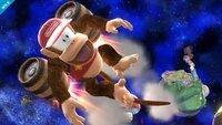 Super Smash Bros.: Diddy Kong wurde nach Update offenbar entschärft
