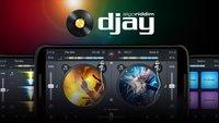 djay 2: Populäre DJ-App jetzt für Android erhältlich – mit Spotify-Integration