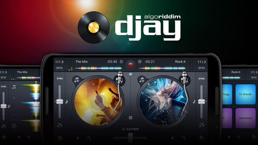 djay 2: Populäre DJ-App jetzt für Android erhältlich – mit Spotify