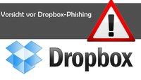 """Dropbox-Phising: Vorsicht bei unbekannten Mails mit Betreff """"Hello"""""""