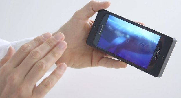 Elliptic Labs: Erste Smartphones mit Ultraschall-Gestensteuerung für 2015 erwartet