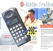 Handywerbung der 90er: Das waren noch Zeiten