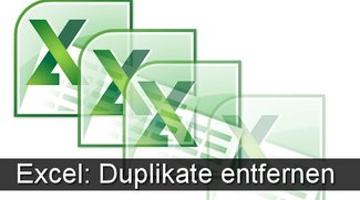 Excel Duplikate entfernen - So geht es!