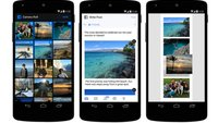Facebook App: Update verbessert Foto-Upload