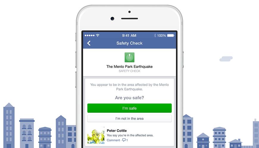 Facebook Safety Check Aktivieren