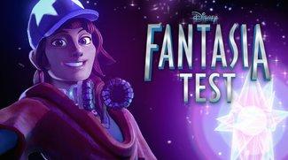 Disney Fantasia Test: Harmonix macht's noch einmal