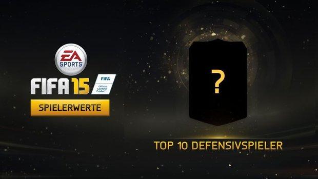 FIFA 15: Beste Verteidiger für Beton in der Abwehr im Überblick