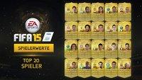 FIFA 15: Die 20 besten Spieler in der Bundesliga