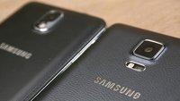 Samsung Galaxy Note 4: Deswegen wurde auf Leder-Imitat gesetzt