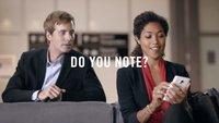 Samsung Galaxy Note 4: Neue Werbespots heben OIS-Kamera und S-Pen hervor