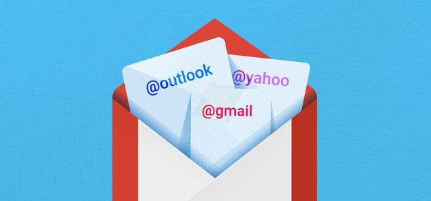 Gmail 5.0 für Android: Nächstes Update bringt zentrale Mail-Verwaltung, auch für Yahoo!, Outlook & Co. nutzbar