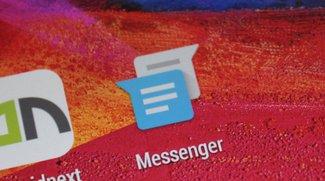 Google Messenger: Update bringt bessere Performance und wählbare Farben [APK-Download]