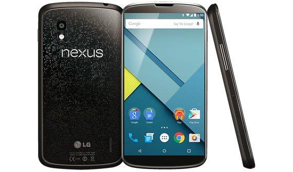 Android 5.0 Lollipop: Factory Image für Nexus 4 verfügbar