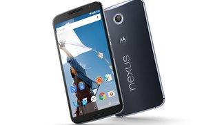 Nexus 6 im Größenvergleich mit Nexus 5, Nexus 4 & Co