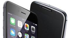 Nexus 6 vs. iPhone 6 Plus: Technische Daten im Vergleich