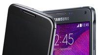 Nexus 6 vs. Galaxy Note 4: Technische Daten im Vergleich