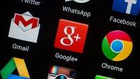 """Google+ bleibt: """"Wir haben keine Ahnung, wo die Gerüchte herkommen"""""""