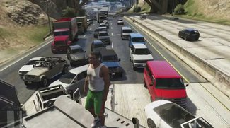 GTA 5: So schafft ihr ein großes Verkehrschaos in Los Santos