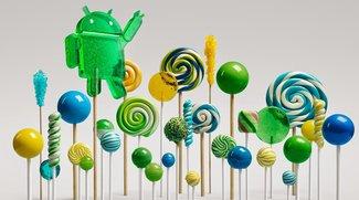 HTC One &amp&#x3B; Co.: Interner Zeitplan für Android 5.0 Lollipop-Updates durchgesickert