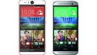 HTC Desire EYE vs. One (M8): Technische Daten im Vergleich