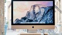 Bildergalerie: Der iMac mit Retina 5K Display