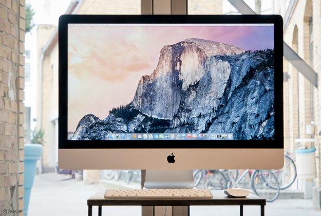 iMac mit Retina 5K Display im Test: Das Pixelmonster
