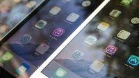Vergleich: iPad Air 2, iPad Air, iPad mini 3 und iPad mini 2