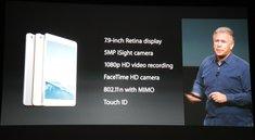 iPad mini 3: Kaum Neuerungen bis auf Touch ID