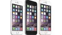 iPhone 6: Weihnachtsgeschäft soll Apple Rekordverkäufe bringen