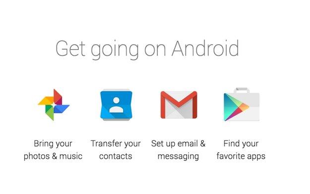 Von iOS zu Android wechseln: Google hilft Umsteigern mit Anleitung