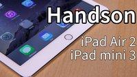 iPad Air 2, iPad mini 3 und iMac mit Retina 5K Display – erster Eindruck