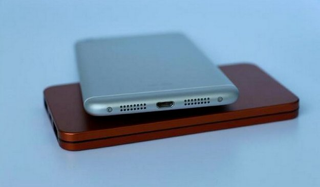 Lenovo Sisley: 5 Zoll-Smartphone sieht aus wie iPhone 6