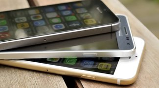 iPhone versus Samsung Galaxy Alpha (Bildergalerie)