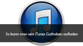 iTunes Guthaben aufladen: so geht's online und per PayPal
