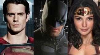 Justice League: Teil 1 & 2 kommen 2017 und 2019 in die Kinos