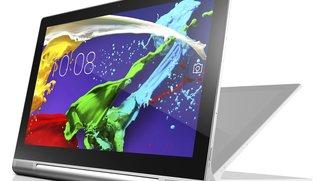 Lenovo Yoga Tablet 2 Pro: 13,3 Zoll-Tablet mit Pico-Projektor &amp&#x3B; JBL-Sound vorgestellt