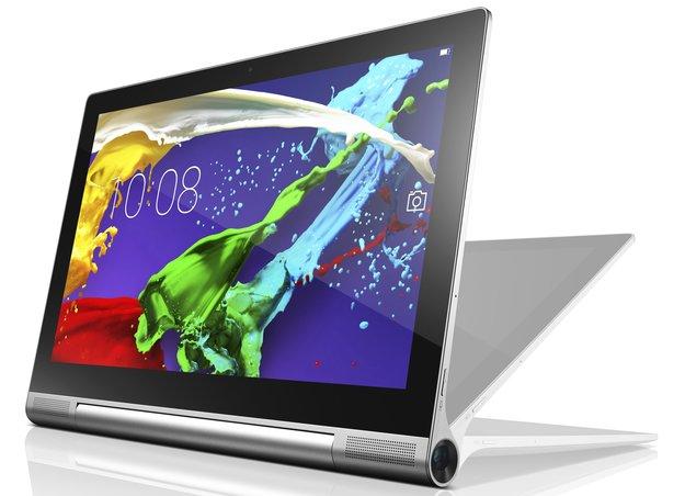 Lenovo Yoga Tablet 2 Pro: 13,3 Zoll-Tablet mit Pico-Projektor & JBL-Sound vorgestellt
