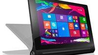 Lenovo Yoga Tablet 2: 8- und 10-Zoll-Full HD-Tablets mit Android 4.4 oder Windows 8.1 vorgestellt